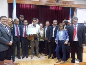 EMILIO MORALES EN EL CDC