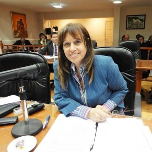 Concejal SILVIA FEDELI